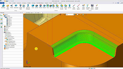3D Equidistant Step Size