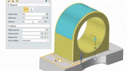 Happy CADing - Verwenden Sie Direct Edit, um einen Sockel schnell zu ändern