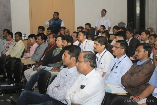 Figure 3. Molding industry practitioners were interested in what ZW3D 2020 can bring