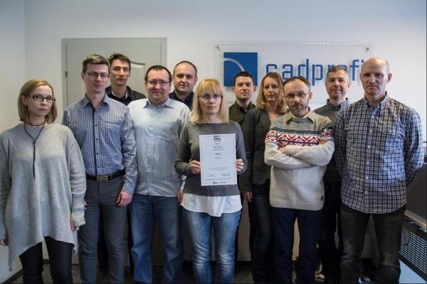 The CADprofi team