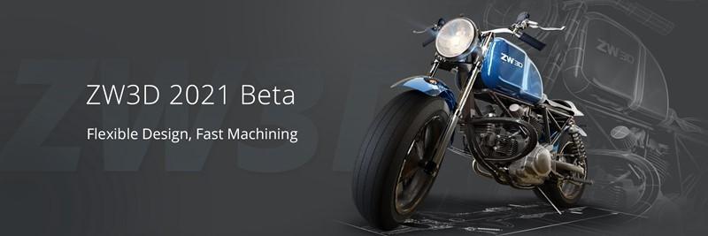 ZW3D 2021 Beta