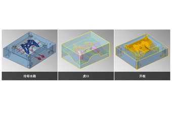 Specialized Tools for Mold Design