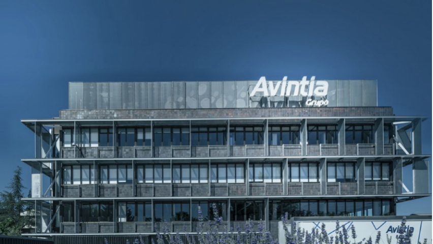 The office building of Avintia