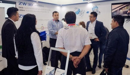 ZWSOFT Attended TECMA 2019 in Mexico