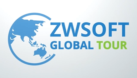 ZWSOFT Global Tour 2020: All-in-one CAx Right in Front of You