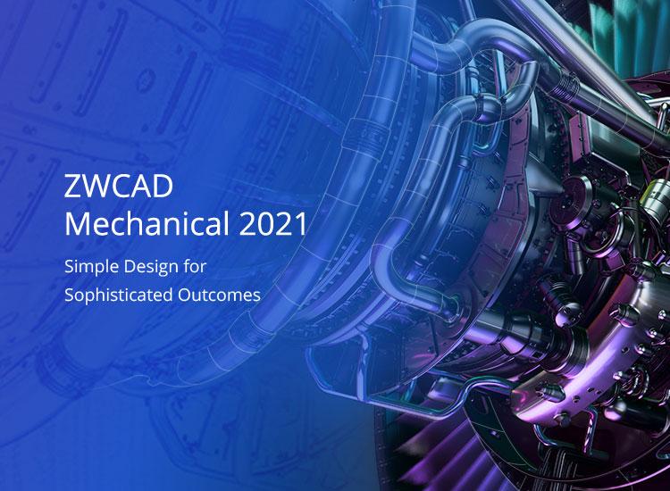 ZWCAD Mechanical 2021