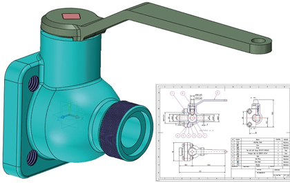 How 3D CAD Boosts Efficiency for 2D CAD Users