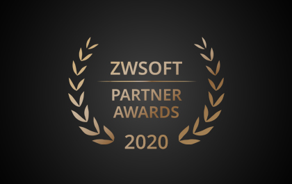 ZWSOFT Partner Awards 2020: in Recognition of Endeavors through Tough Times