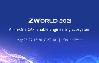 ZWorld 2021 to be Held Online, First Time Ever