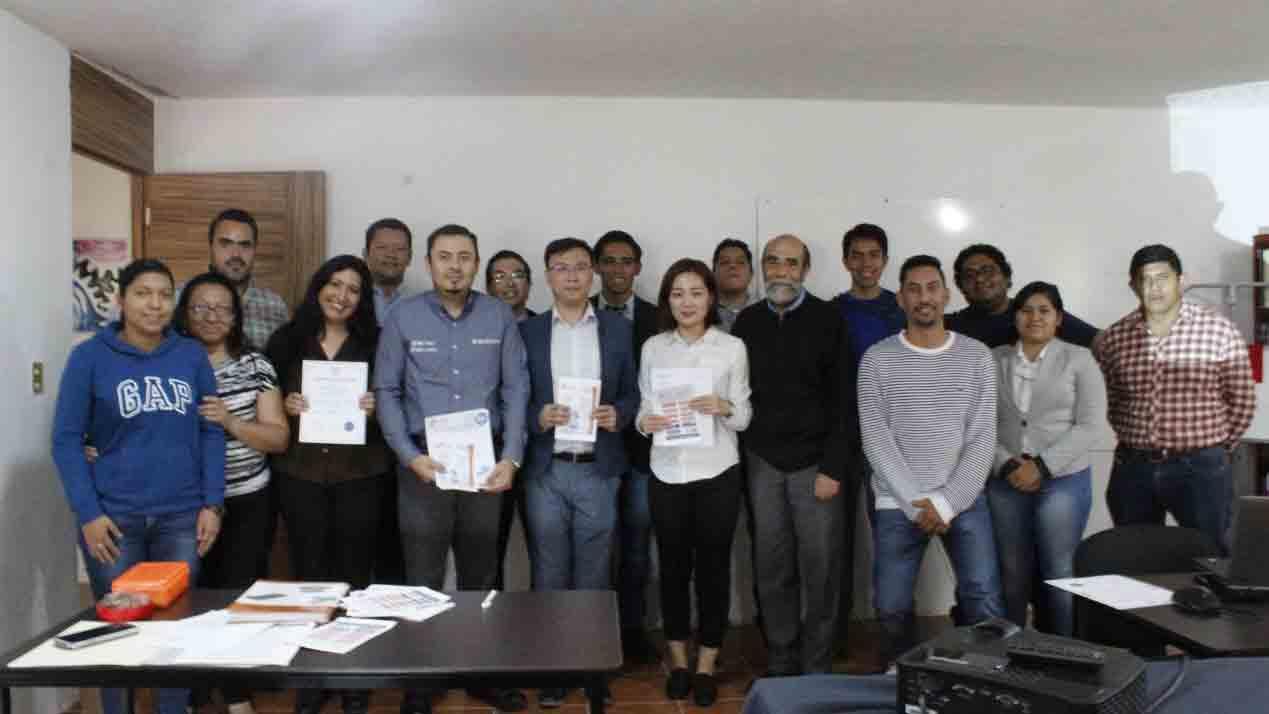 ZWSOFT y CIYDI construyen juntos el centro de formación de ZW3D en México