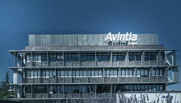 Avintia: Construcción avanzada diseñada por tecnologías innovadoras
