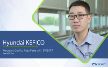 Hyundai KEFICO Vietnam fabbrica ricambi auto di qualità con soluzioni ZWSOFT