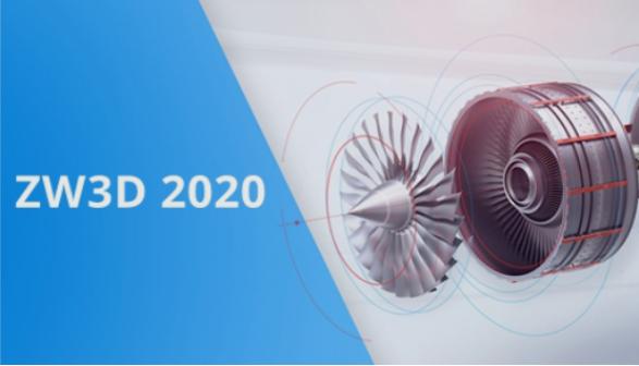 ZW3D 2020: Progettare e produrre prodotti complessi più facilmente