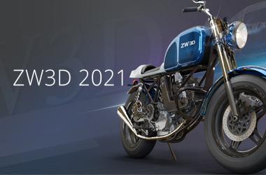 ZW3D 2021: continua ad affrontare attività di progettazione e produzione più complesse