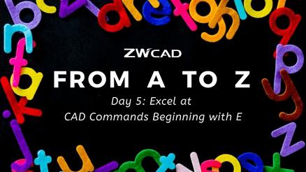 1 Min1 CAD: Nâng cao hơn với các lệnh CAD Bắt đầu bằng E